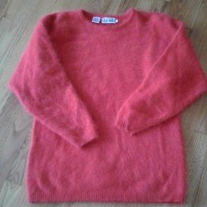 Rafaella Angora and Lambs wool sweater